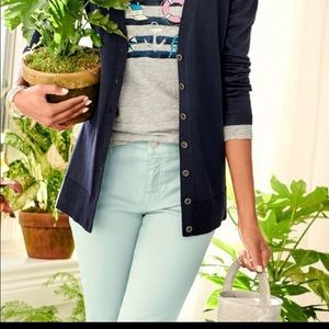 💚Talbots classic & comfortable Slim Ankle jeans.